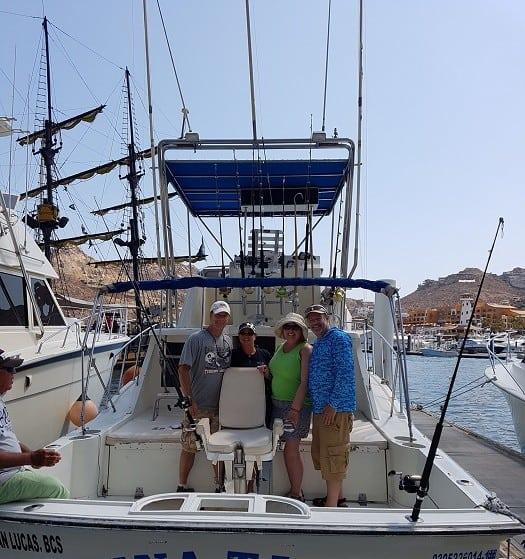 34' Owens Cabo Cruiser
