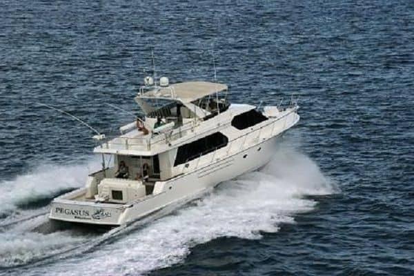 68' Yacht
