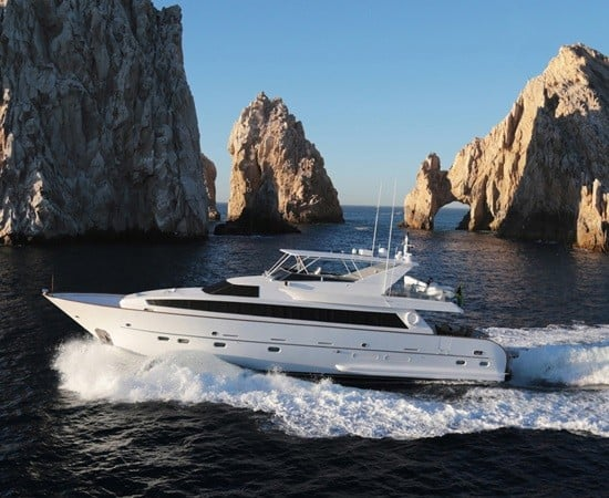 68' Custom Yacht