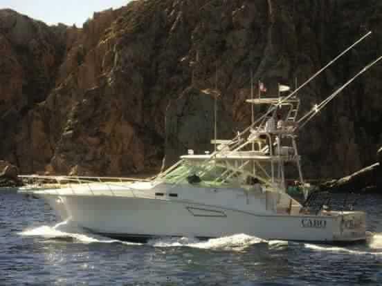 45' Cabo Express