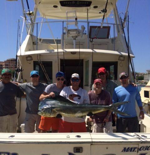 43' Hatteras Sportfisher Cabo Yacht Charter