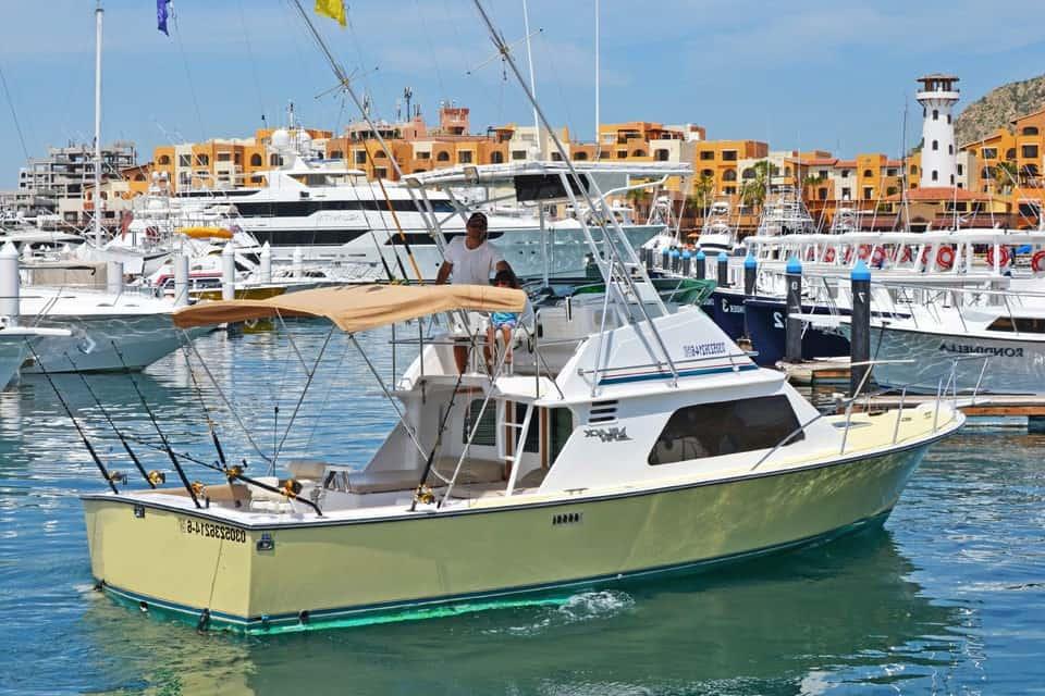 32' Blackfin II